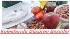 Doğal Yollarla Kolesterol Nasıl Düşer?