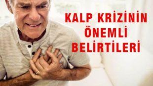 Kalp Krizinin Belirtileri