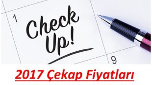 CheckUp – Çekap Fiyatları 2017