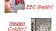 EEG Nedir Hangi Amaçla Çekilir?